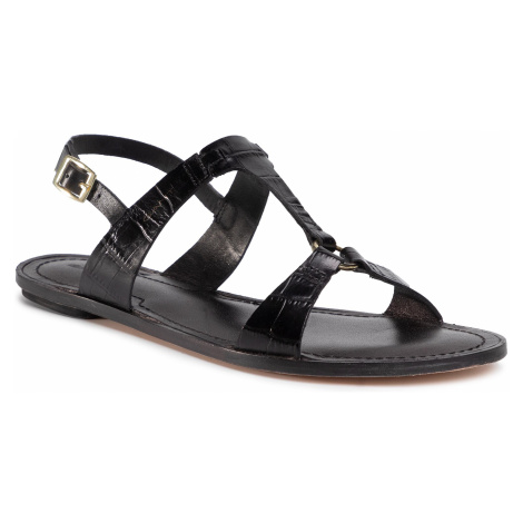 Sandały GANT - Beechum 20561417 Blk Croco Optic G009
