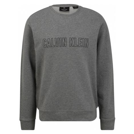 Calvin Klein Performance Bluzka sportowa szary