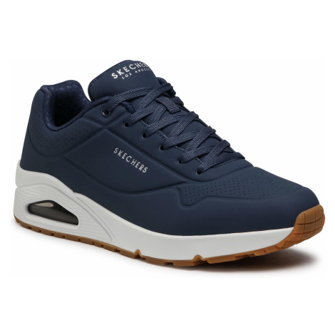 Sneakersy SKECHERS - Uno-Stand On Air 52458/NVY Navy