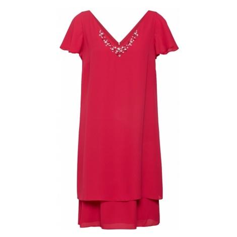 S.Oliver BLACK LABEL Sukienka różowy