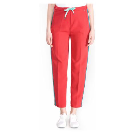Pepe Jeans Lula Spodnie Czerwony