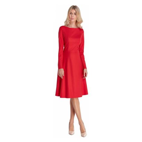 Elegancka sukienka midi Colett