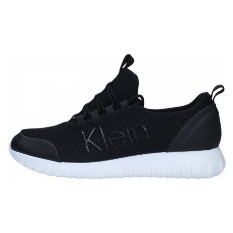 Calvin Klein, Sneakers Czarny, male, rozmiary: