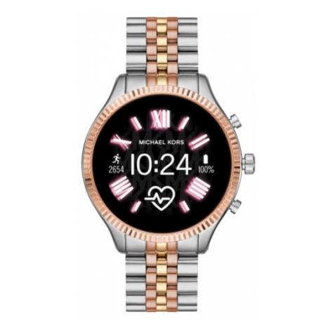 Michael Kors Smartwatch Lexington MKT5080 Srebrny