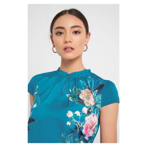 Koszulka w kwiaty Orsay