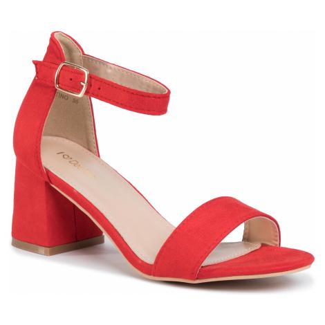 Sandały DEEZEE - DESTINO Red