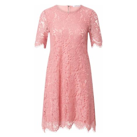 GLAMOROUS Sukienka koktajlowa 'KA5387' różowy pudrowy