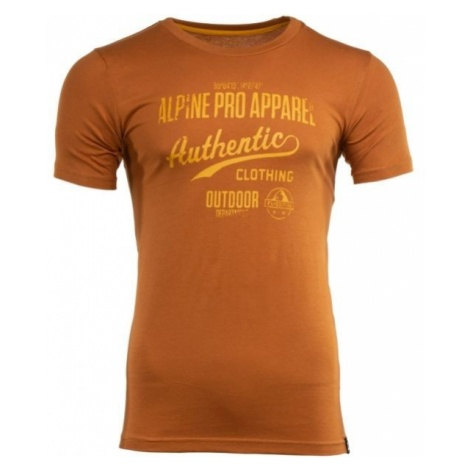ALPINE PRO RANDOM 2 - T-shirt męski