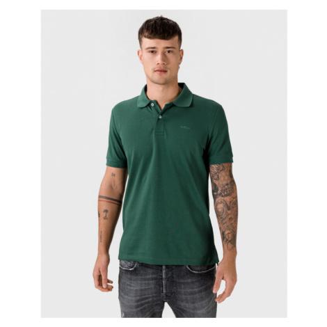 Geox Sustainable Polo Koszulka Zielony