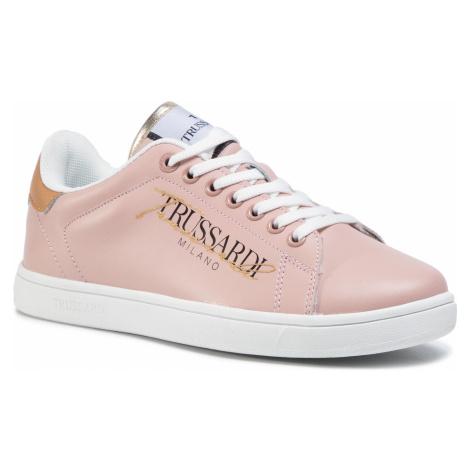 Sneakersy TRUSSARDI JEANS - 79A00553 P725