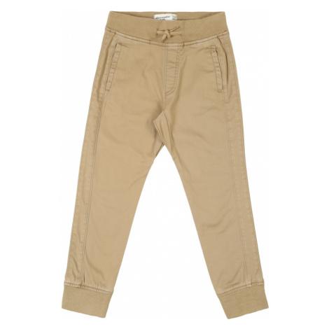 Abercrombie & Fitch Spodnie beżowy