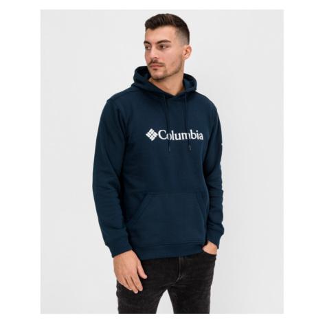 Columbia Basic Logo Bluza Niebieski