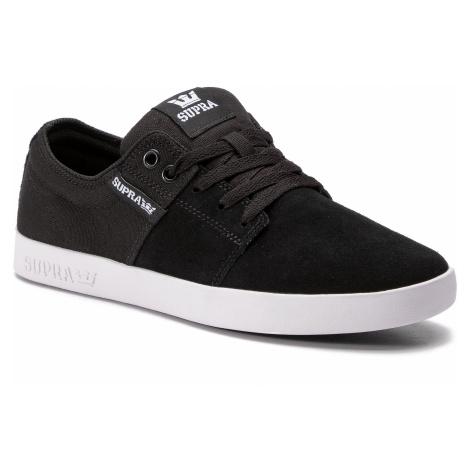 Sneakersy SUPRA - Stacks II 08183-045 Black/Grey/White