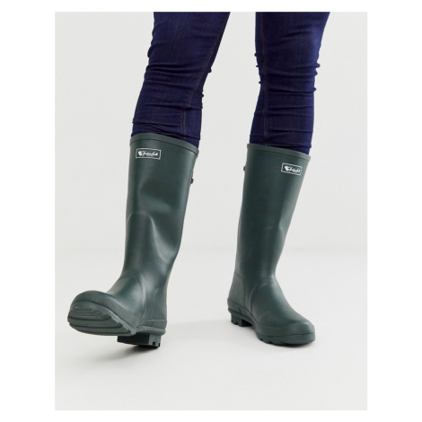 Goodwin Smith wellies in green