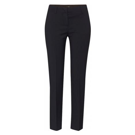 CINQUE Spodnie w kant 'Chiamelin' ciemny niebieski