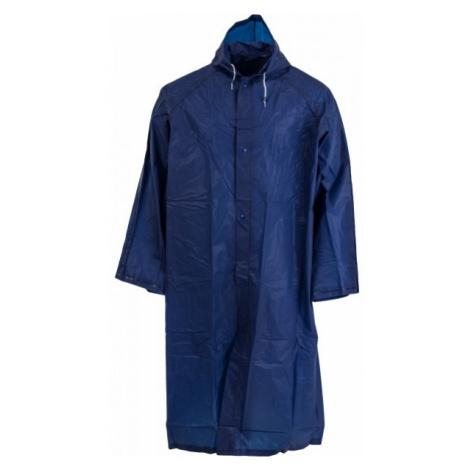 Viola Płaszcz przeciwdeszczowy niebieski L - Turystyczny płaszcz przeciwdeszczowy