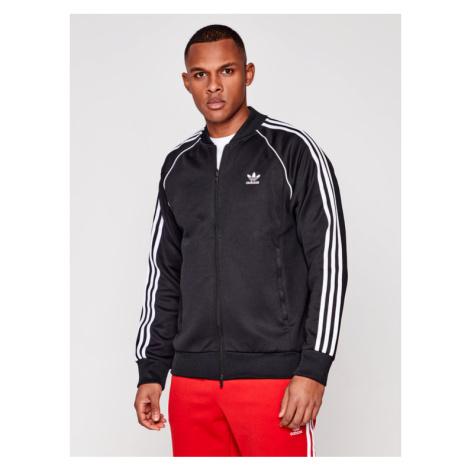 Adidas Bluza Sst TT P GF0198 Czarny Standard Fit