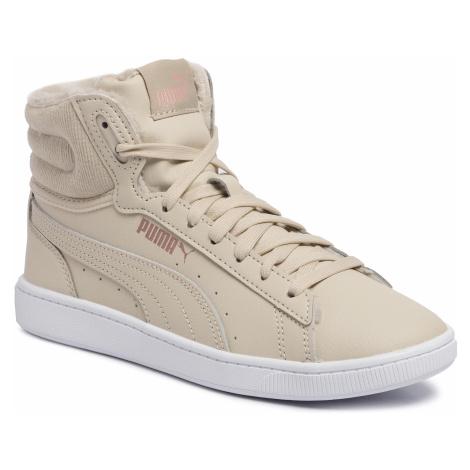 Sneakersy PUMA - Vikky v2 Mid WTR 370279 02 Overcast/Rose Gold/White