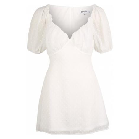 Missguided (Petite) Sukienka biały