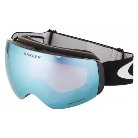 OAKLEY Okulary sportowe 'Flight Deck' czarny / niebieski