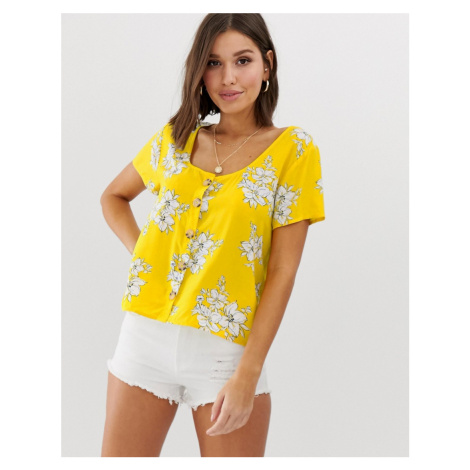 Abercrombie & Fitch top in floral