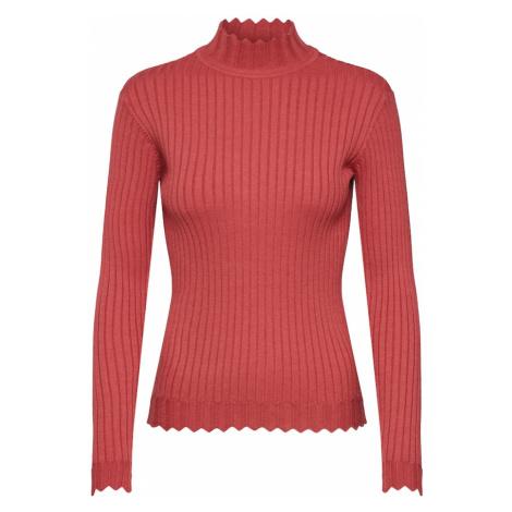 VILA Koszulka 'VIOLIVI' czerwony
