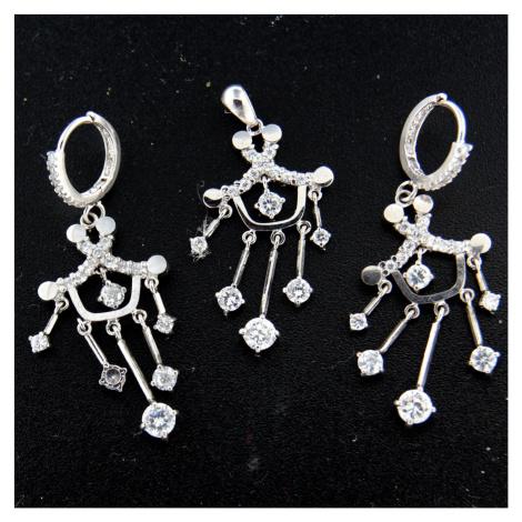 Biżuteria srebrna 14518