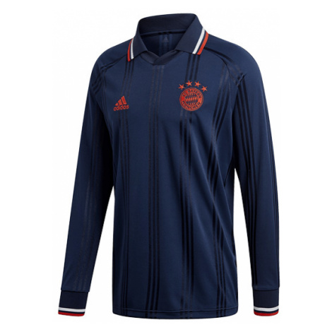 """Koszulka adidas FC Bayern Monachium Icons Retro LS (DX9225)"""