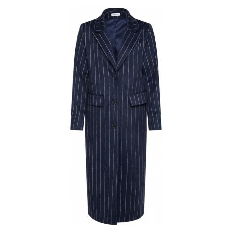 EDITED Płaszcz zimowy 'Danika' niebieski / jasnoniebieski