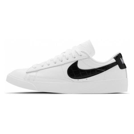 Buty damskie Nike Blazer Low - Biel