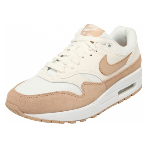Nike Sportswear Trampki niskie 'WMNS AIR MAX 1' beżowy / offwhite