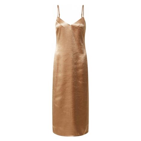 EDITED Sukienka 'Phoenix' brązowy
