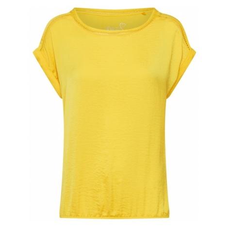 S.Oliver Koszulka złoty żółty
