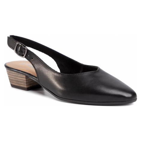 Sandały TAMARIS - 1-29405-24 Black Leather 003