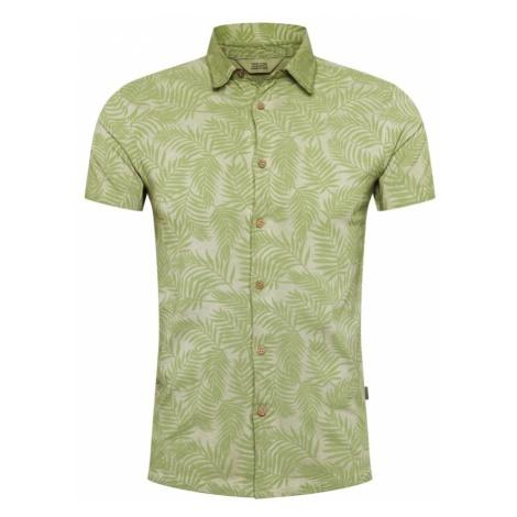 !Solid Koszula 'Bexen' jasnozielony