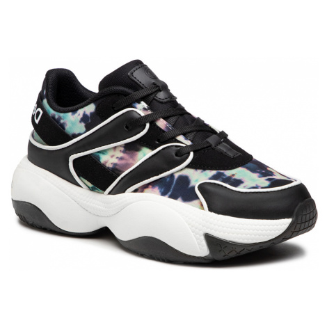 Sneakersy DESIGUAL - Chunky 21SSKP22 2000