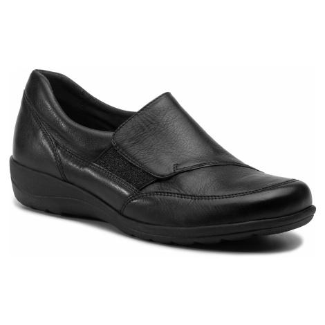 Półbuty CAPRICE - 9-24601-23 Black Nappa 022