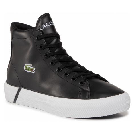 Sneakersy LACOSTE - Gripshot Mid 0120 2 Cuj 7-40CUJ0010312 Blk/Wht