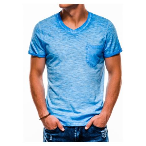 Ombre Clothing Men's plain t-shirt S1053