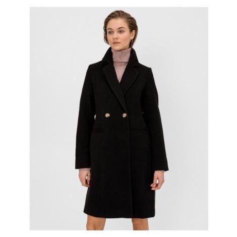 Vero Moda Calarambla Płaszcz Czarny