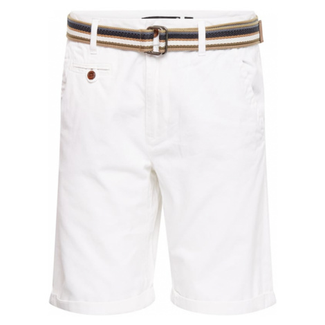 INDICODE JEANS Chinosy 'Royce' offwhite