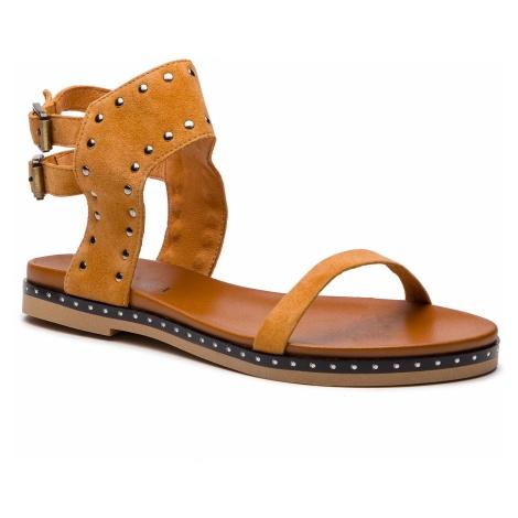 Sandały BADURA - 4658-69 Rudy 871