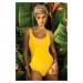 Jednoczęściowy damski kostium kąpielowy Sunny