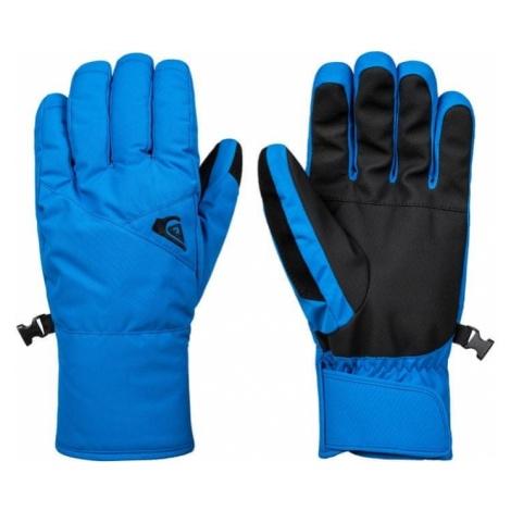 Quiksilver Męskie rękawiczki Cross Glove Glov Bqc0 Niebieski