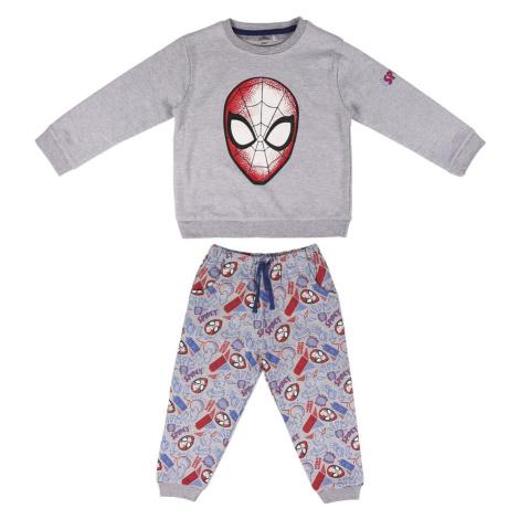DRES 2 SZTUKI BAWEŁNIANY SZCZOTKOWANY SPIDERMAN Spider-Man