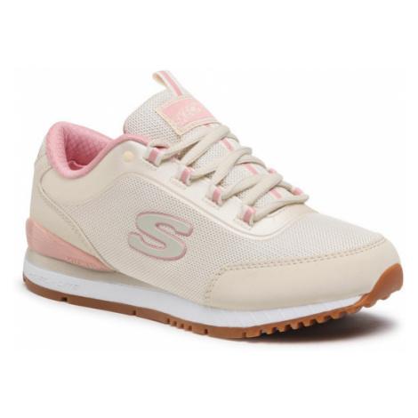 Skechers Sneakersy Casual Daze 155031/NAT Beżowy