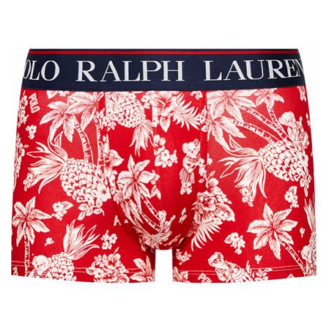 Polo Ralph Lauren Bokserki Classic 714830296002 Czerwony