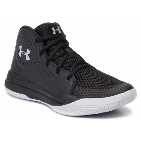 Buty UNDER ARMOUR - Ua Gs Jet 2019 3022121-001 Blk