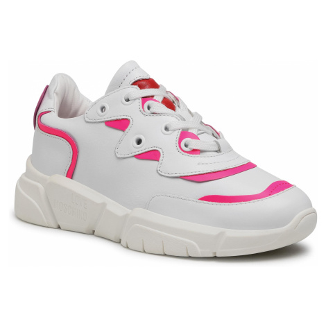 Sneakersy LOVE MOSCHINO - JA15153G1CIA410A Gom.F.Fuxa