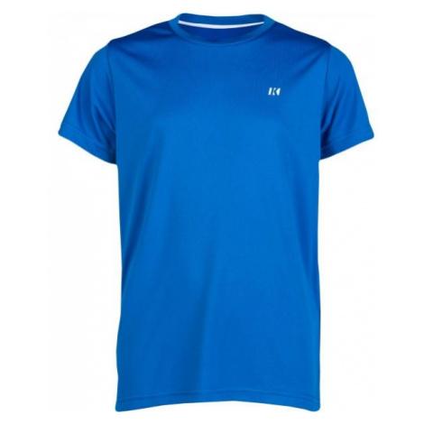 Kensis VIN ciemnoniebieski 164-170 - Koszulka chłopięca